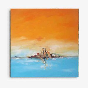 marin oil painting