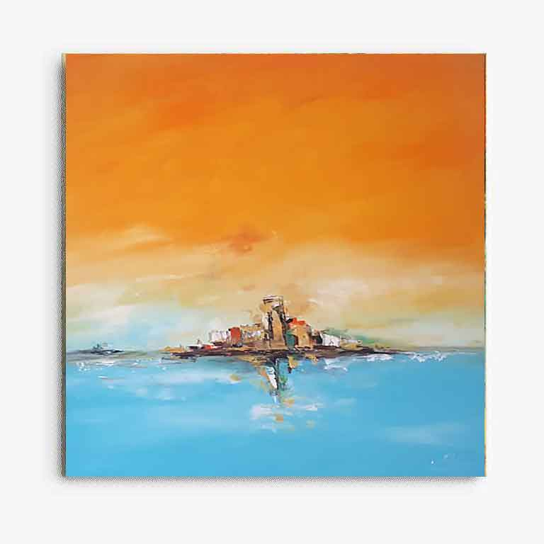 marin oil painting